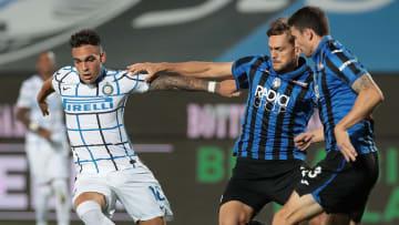 Atlanta e Inter sono le due squadre più forti d'Italia