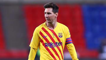 Lionel Messi est actuellement le meilleur buteur de la Liga.