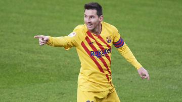 Lionel Messi is back