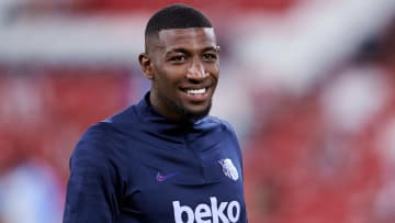 Sein Traum, beim FC Barcelona zu spielen, währte nur wenige Wochen: Emerson Royal