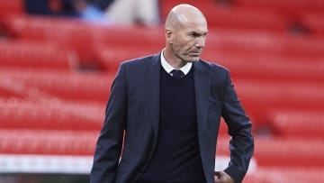 Zinedine Zidane was not impressed with rumours about his future