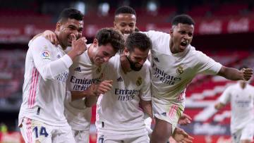 Real Madrid venceu Bilbao com gol único de Nacho
