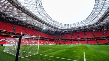 Athletic Bilbao's San Mames was due to host three matches during this summer's European Championships