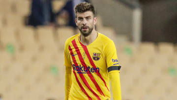 Gerard Pique was not impressed with the Super League plans