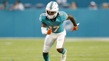 Will Fuller's update boosts the fantasy outlooks of DeVante Parker and Jaylen Waddle.