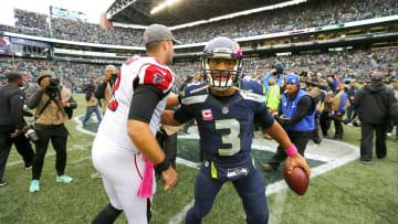 Ryan y Wilson poseen los dos contratos más altos en la actualidad en toda la NFL si se trata de mariscales de campo