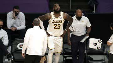 LeBron James reportedly will miss the next two games for the Lakers.