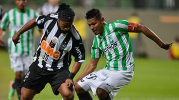 Atletico MG v Nacional de Medellin - Copa Bridgestone Libertadores 2014 Round of 16