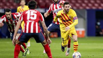 El Barcelona y el Atlético de Madrid dependen de sí mismos para ganar LaLiga