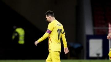 Gerard Pique, Lionel Messi