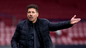 Atletico Madrid v Lokomotiv Moskva: Group A - UEFA Champions League