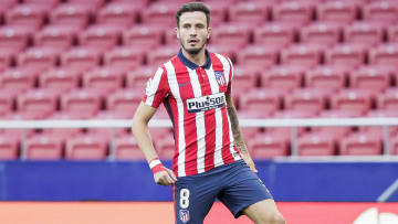 Saul Niguez is likely to leave Atletico Madrid