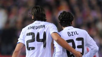 Khedira e Özil acabaram no Real Madrid depois de brilharem em 2010
