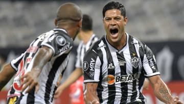 Hulk conquistou seu primeiro título no futebol brasileiro