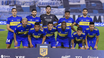 Boca Juniors and the last test before the Superclásico.