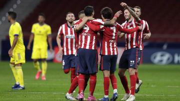 Los posibles resultados de la jornada 6 de La Liga Santander