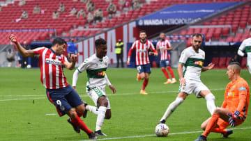 Atletico de Madrid v Elche CF - La Liga Santander