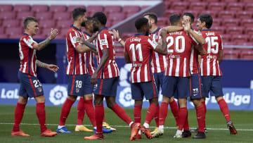 El posible once del Atlético ante el Villarreal