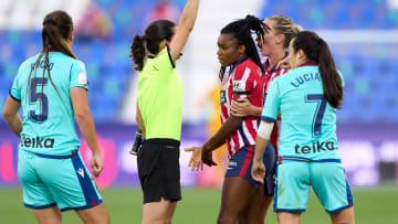 Atletico de Madrid y Levante UD en la semifinal de la Copa de la Reina