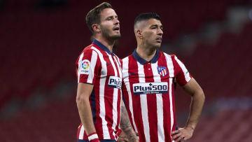Saul y Suárez, referentes del Atlético que puede consagrarse campeón