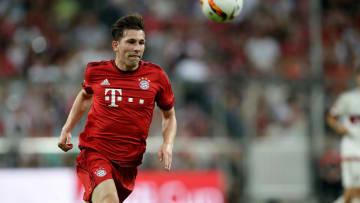 Hojbjerg, hoje destaques do Tottenham, não brilhou tanto no Bayern