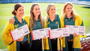 Australia is the favorite in the odds to win the women's rowing coxless four gold medal at the 2021 Tokyo Olympics.