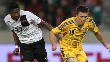 Austria and Ukraine meet again on Monday