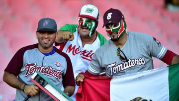 BASEBALL-MEXICO-VENEZUELA
