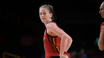 Japan vs Belgium prediction, odds, betting lines & spread for Olympic women's basketball game on Wednesday, August 4.