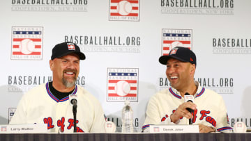 The 2020 Baseball Hall of Fame induction ceremony has been pushed to 2021.