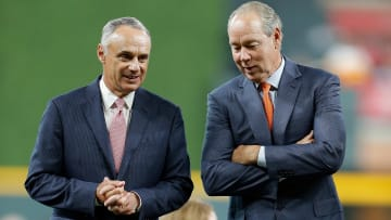 Rob Manfred, Jim Crane