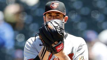 Matt Harvey has a 7.41 ERA this season ahead of Tuesday night's start against the Indians.