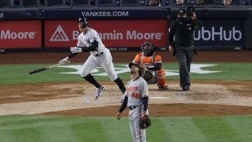 Aaron Judge tuvo un impresionante inicio de campaña con Yankees
