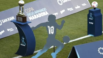 Banfield v Boca Juniors - Copa Diego Maradona 2020 Final