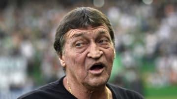 Julio Falcioni, quien ahora comanda a Independiente.