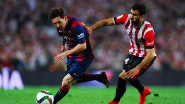 Mikel Balenziaga, Lionel Messi