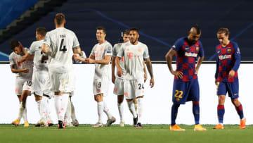 Barcelona v Bayern Munich - UEFA Champions League