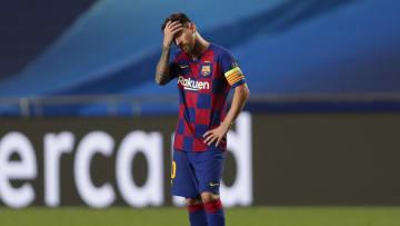 Lionel Messi, Barcelona v Bayern Munich - UEFA Champions League Quarter Final