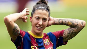 Jennifer Hermoso, la esperanza del Barcelona