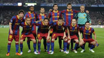Le Barça de Guardiola en 2011 a procuré un jeu brillantissime