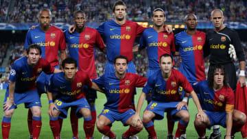 FC Barcelona 08/09