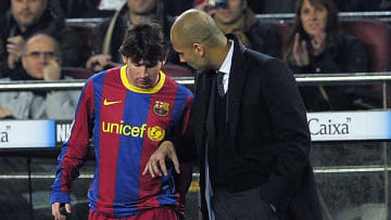 Adriano wants a Lionel Messi and Pep Guardiola reunion at Barcelona