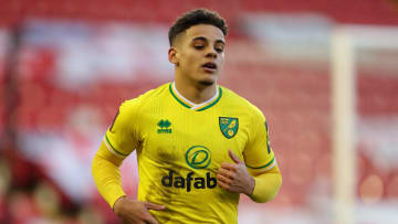 Everton are still keen on a summer move for Norwich City's highly rated full-back Max Aarons