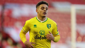 Max Aarons is being linked with a move away from Norwich this summer