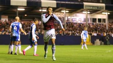 Aston Villa teenager Cameron Archer scored a hat-trick against Barrow