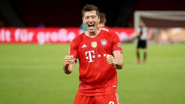 Bereits gegen Mainz wieder auf dem Platz? Robert Lewandowski steht vor der Rückkehr.