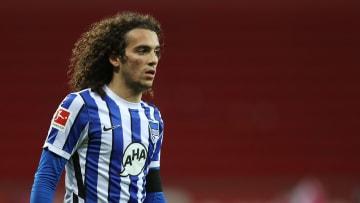 Mattéo Guendouzi espère se relancer avec le Hertha Berlin.