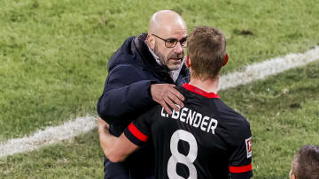 Bayer 04 Leverkusen v TSG Hoffenheim - Bundesliga