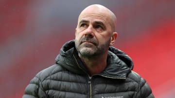 Erhält weiterhin die volle Unterstützung: Leverkusen-Trainer Peter Bosz