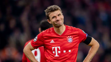 Thomas Müller kämpft noch mit leichten körperlichen Problemen